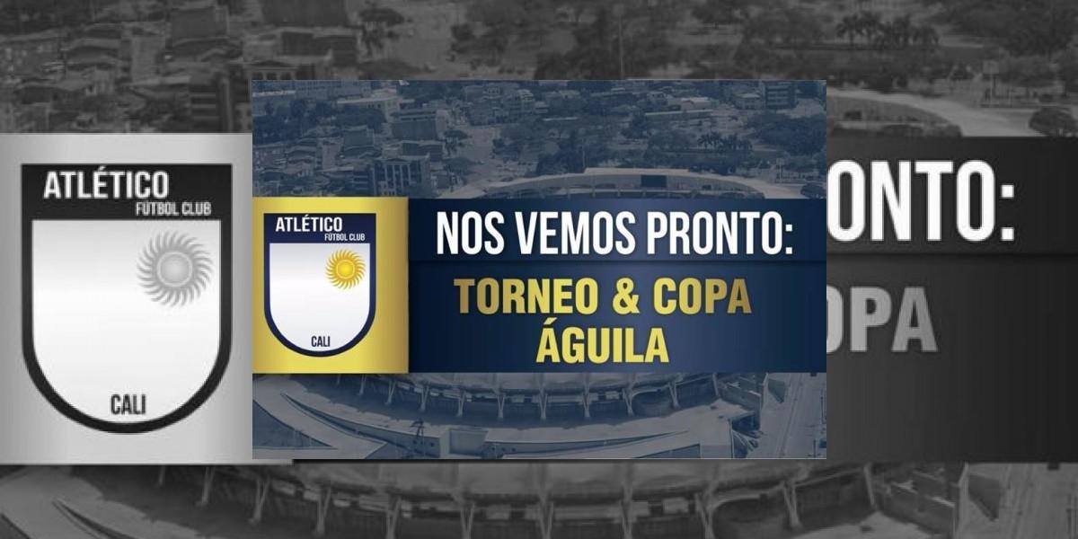 Atlético Fútbol Club, nuevo equipo del fútbol colombiano