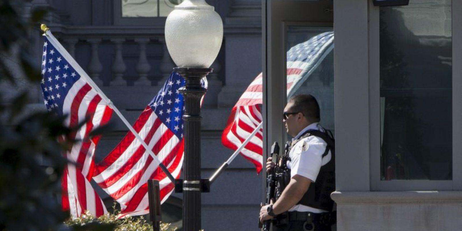 El Capitolio de los Estados Unidos es el edificio que alberga las dos cámaras del Congreso de los Estados Unidos. Foto:AP