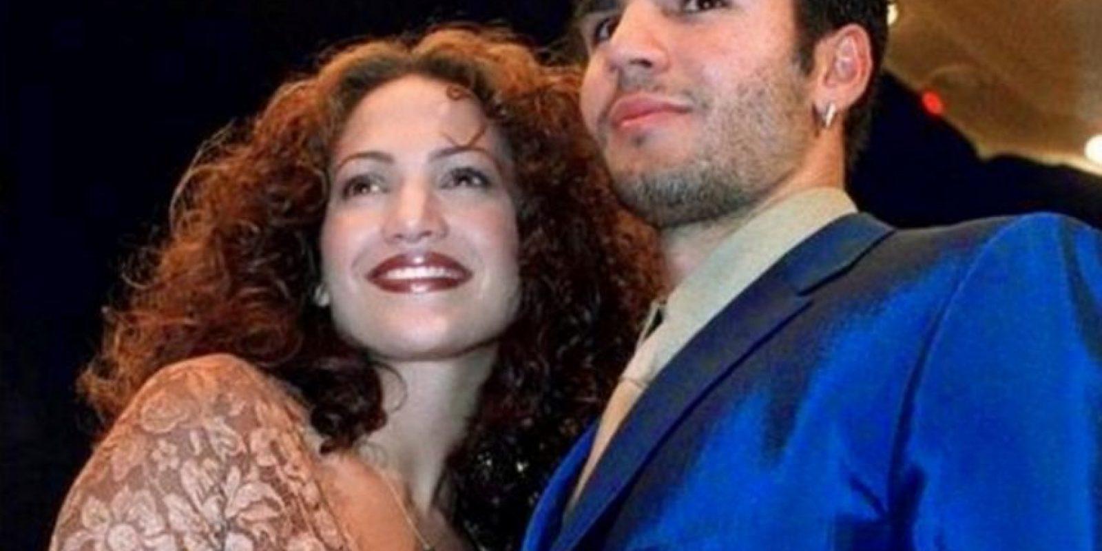 Ojani Noa. Se casó con él en 1997. De acuerdo con JLo, fue amor a primera vista, pero se acabó en menos de un año. Foto:Getty Images