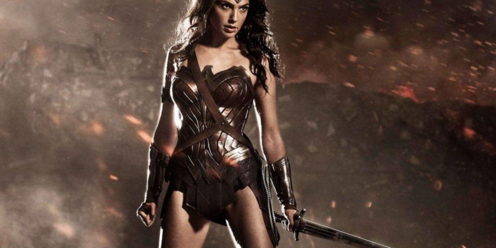 """""""Wonder Woman"""", posible fecha de estreno: 23 de junio de 2017. Foto:DC Entertainment"""