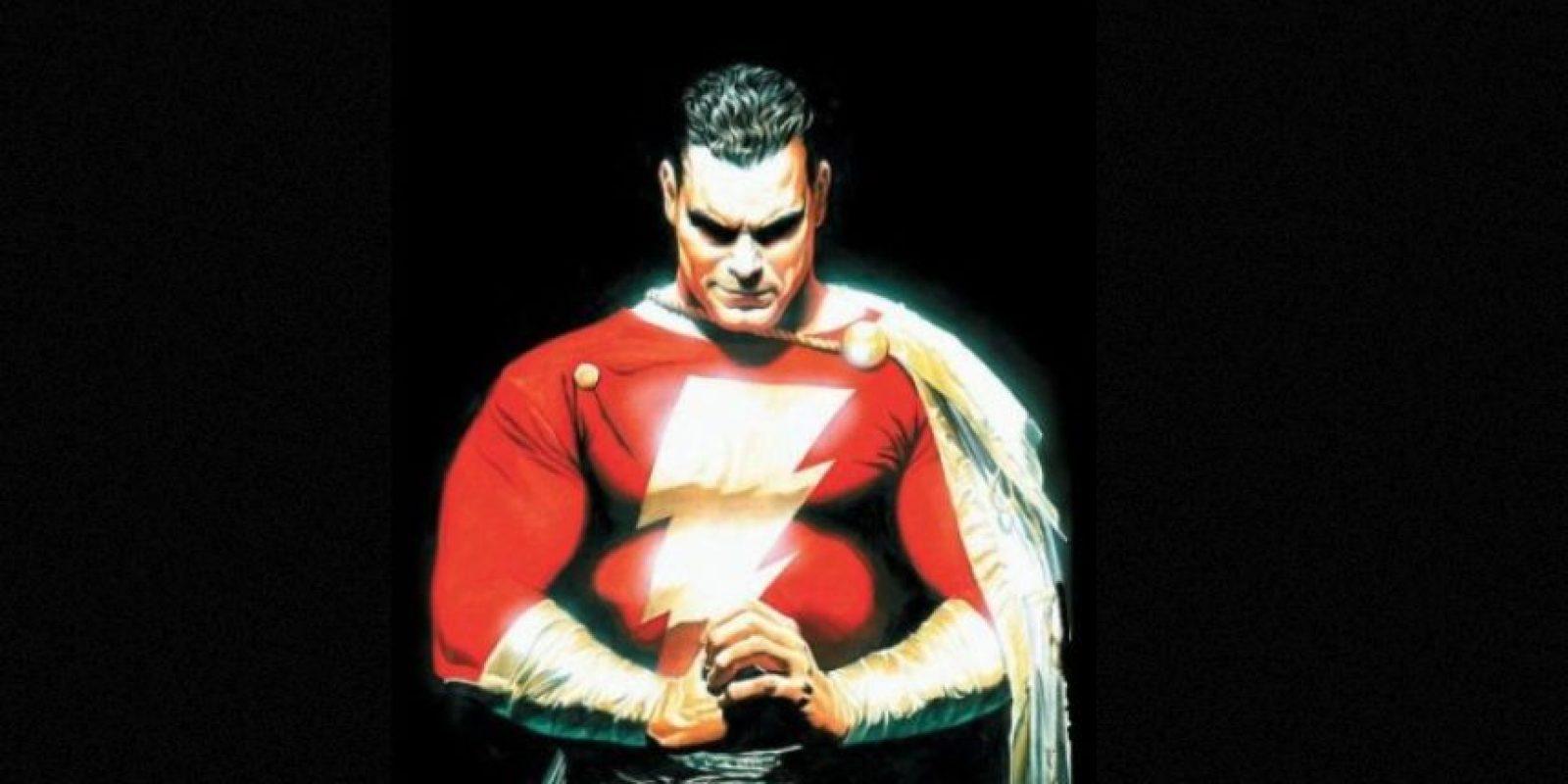 """Shazam"". Posible fecha de estreno: 5 de abril de 2019. Foto:DC Entertainment"