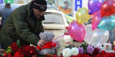 Aunque después dijo que lo hizo en venganza a los ataques de Rusia en Siria contra el Estado Islámico Foto:AFP