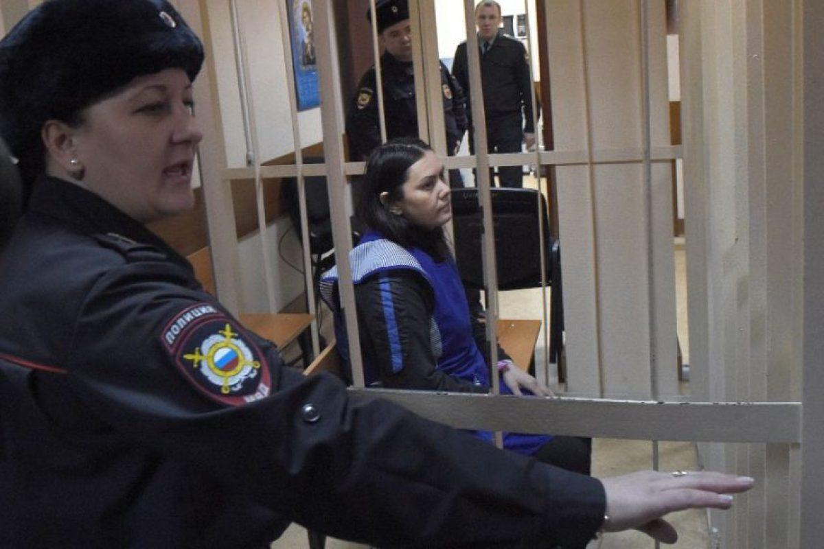 Inicialmente dijo que lo hizo por una infidelidad de su esposo Foto:AFP