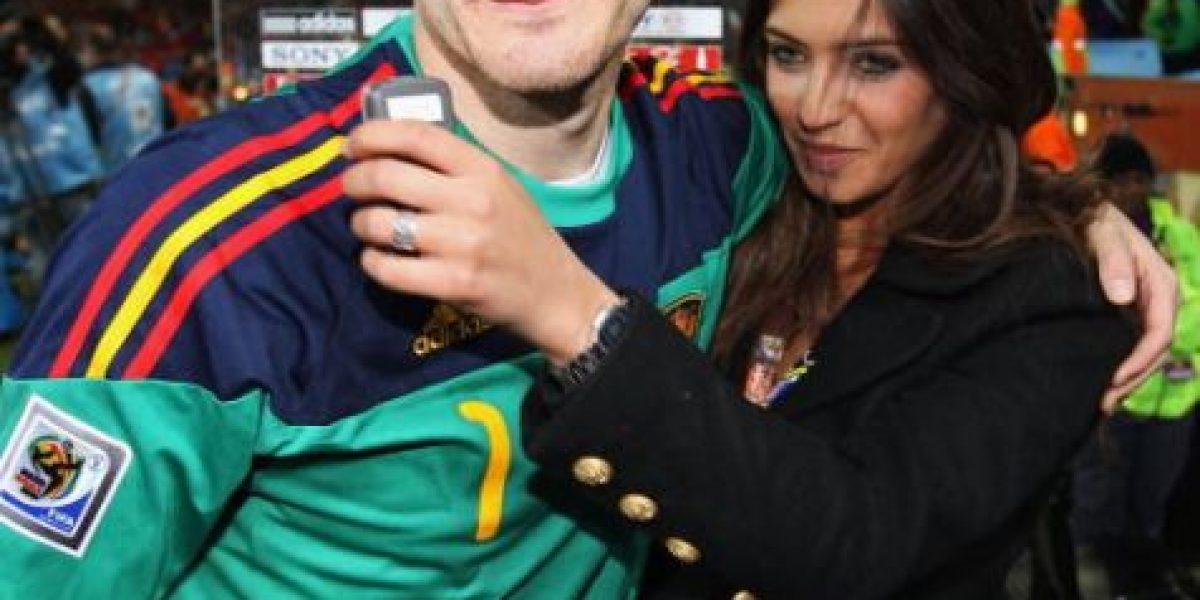 Iker Casillas y Sara Carbonero se casaron en secreto