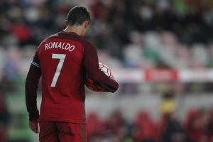 El pasado 25 de marzo, Portugal enfrentó en duelo amistoso a Bulgaria. Foto:Getty Images
