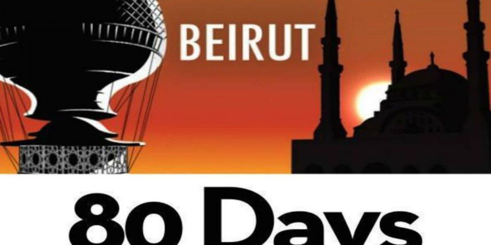 5.- 80 days. ¡Hagan todo lo posible para lograr darle la vuelta al mundo en 80 días! Foto:80 Days.