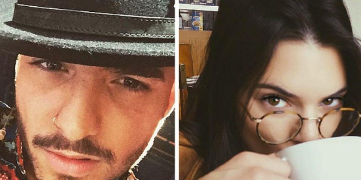 Maluma confiesa su amor por Kendall Jenner