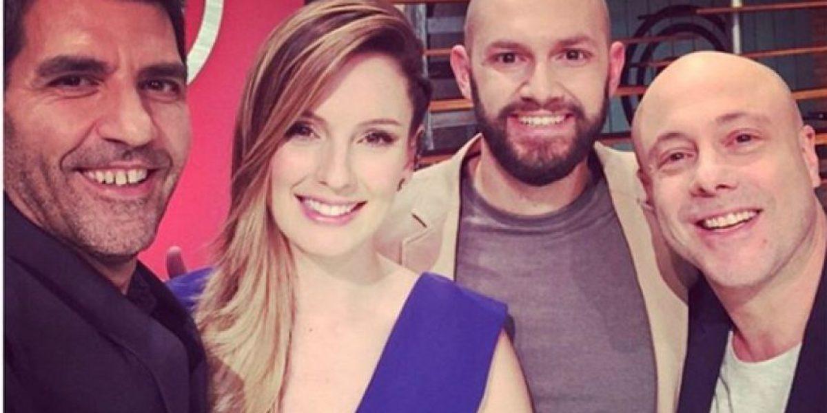La embarrada de Claudia Bahamón en televisión