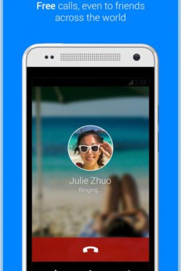 Pueden hacer llamadas y videollamadas Foto:Play Store