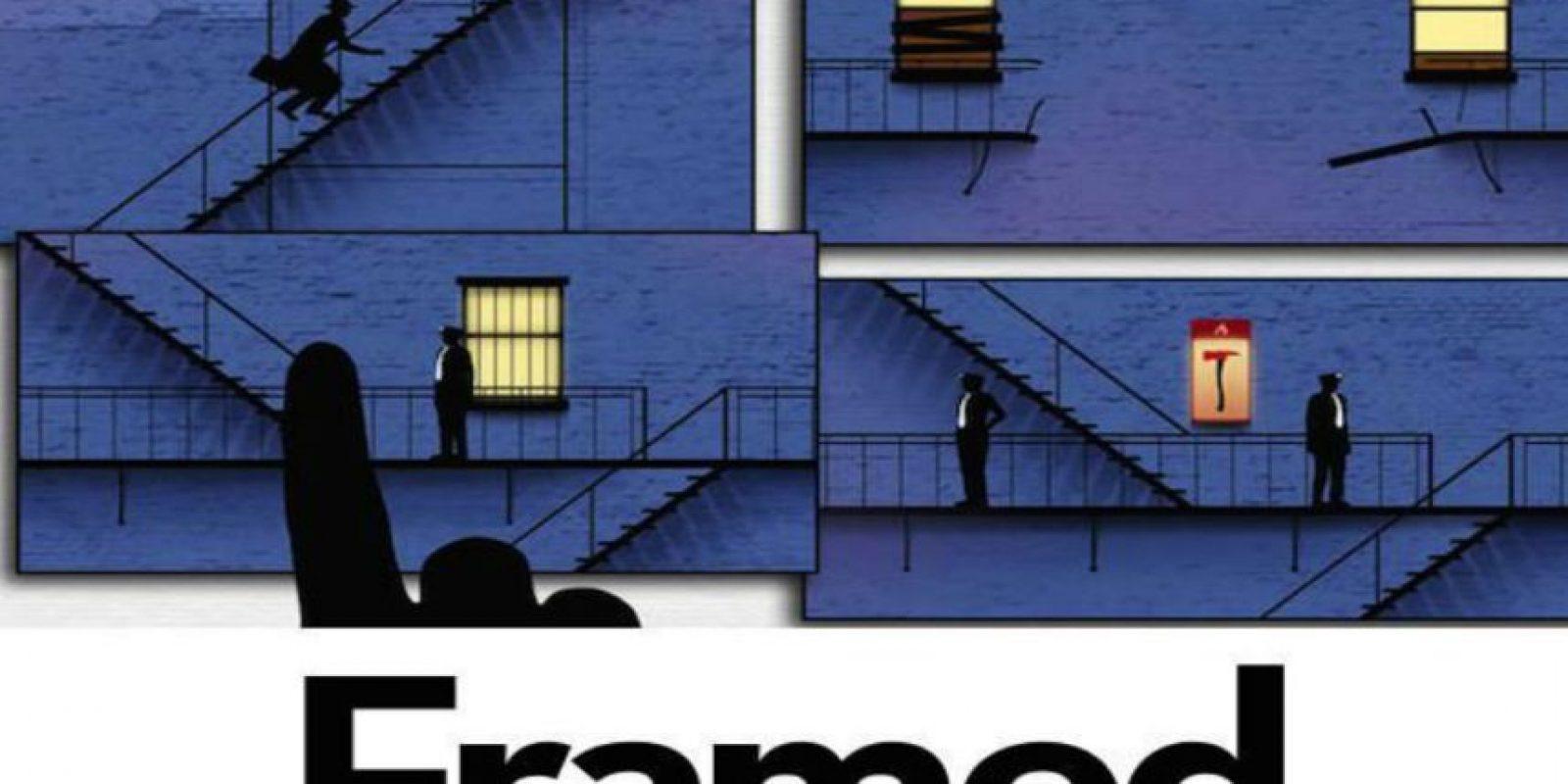 9.- Framed. Arréglenselas para salir del problema en el que estás metido. Foto:Framed