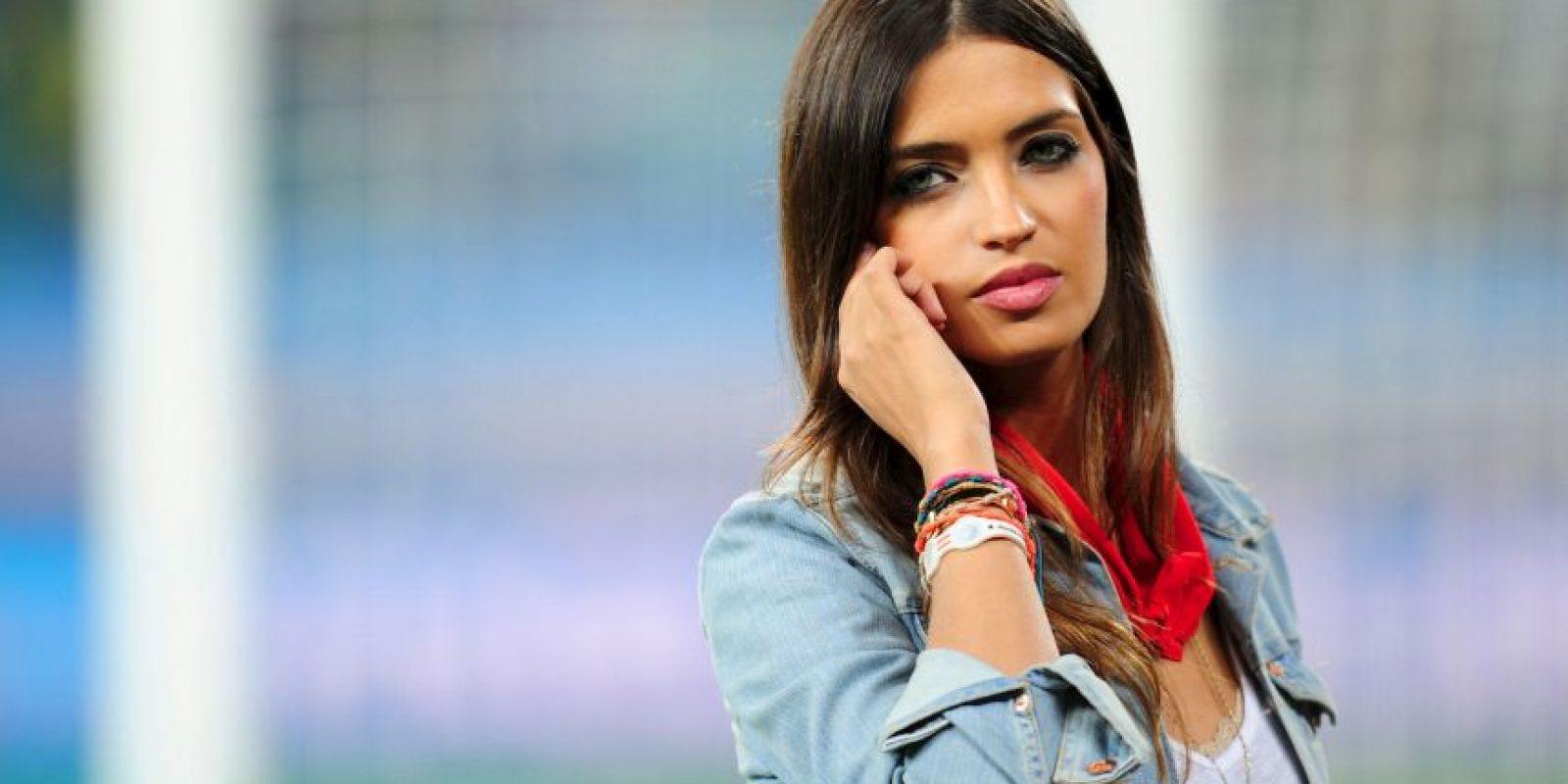 Y su relación se hizo mediática durante el Mundial de 2010. Foto:Getty Images