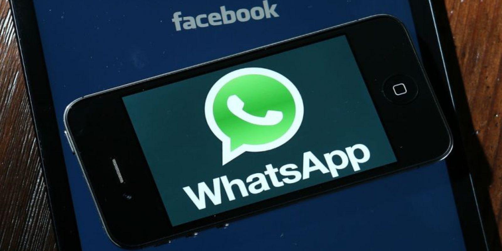 Nada mejor que WhatsApp para comunicarse con sus conocidos y estar en contacto en todo momento. Foto:Gety Images