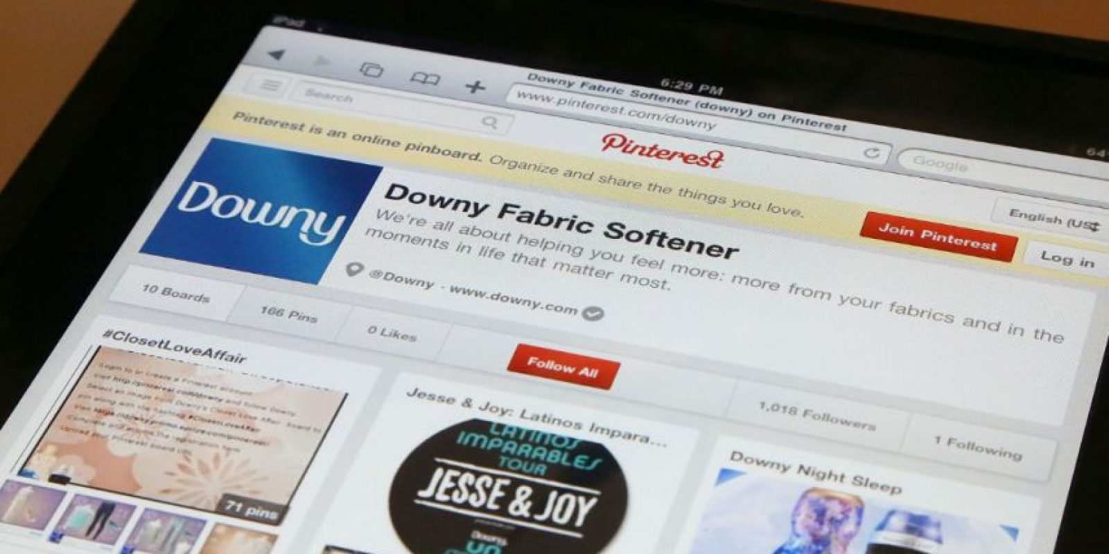 En Pinterest pueden encontrar de todo un poco, desde recetas hasta cómo personalizar su ropa, pasando por imágenes de todo tipo. Foto:Getty Images