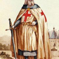 2. Jacobo de Molay: maldijo a los Capetos, reyes de Francia en el siglo XIV, en la hoguera. Desde ahí, cada dinastía monárquica terminó trágicamente con tres hermanos. Foto:vía Wikipedia