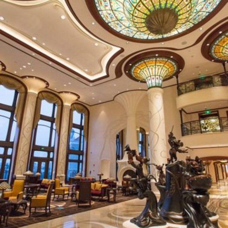 Foto:Vía shanghaidisneyresort.com