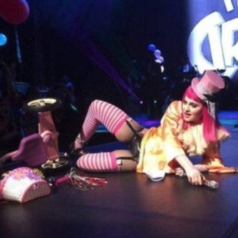 """En sus crisis en el escenario, la """"Reina del pop"""" ha bebido tequila e incluso ha insultado a su ex marido Guy Ritchie. Foto:Grosby Group"""