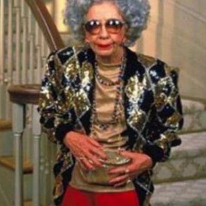 La abuela Yetta Rosenberg Foto:CBS