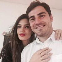 Se conocieron durante la Copa Confederaciones de 2009. Foto:Vía instagram.com/saracarbonero
