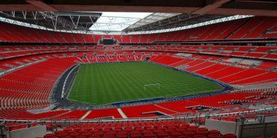 8. Wembley (Inglaterra) Foto:FIFA
