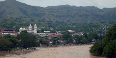 Al borde del río Magdalena, Honda es uno de los pueblos más bonitos del país… Foto:EFE