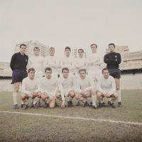 Las mayores rachas de partidos ganados por bando han sido, en todas las competiciones, 7 victorias consecutivas del Real Madrid de la temporada 1961/1962 hasta la 1964/1965. Foto:Getty Images