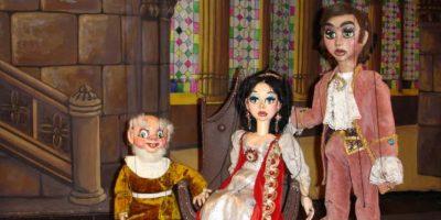 Exhibición de marionetas de Jaime Manzur Foto:Fundación Jaime Manzur