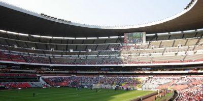4. Estadio Azteca (México) Foto:FIFA