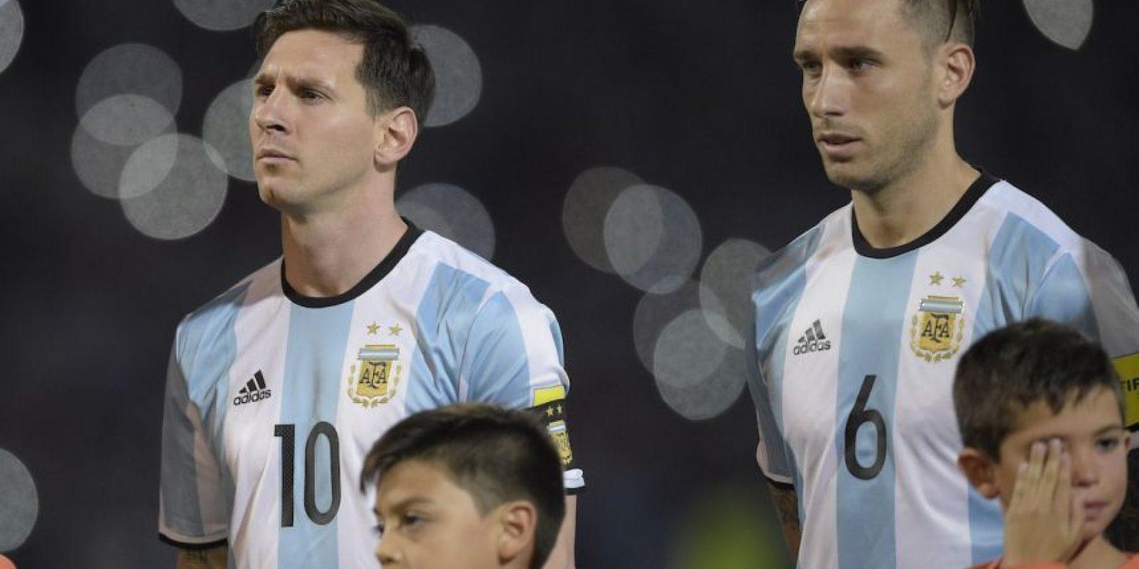 Argentina recibió a Bolivia en Córdoba. Foto:AFP