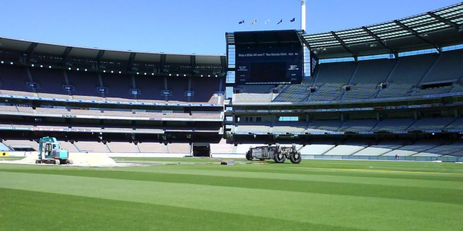5. Melbourne Cricket Ground Foto: FIFA