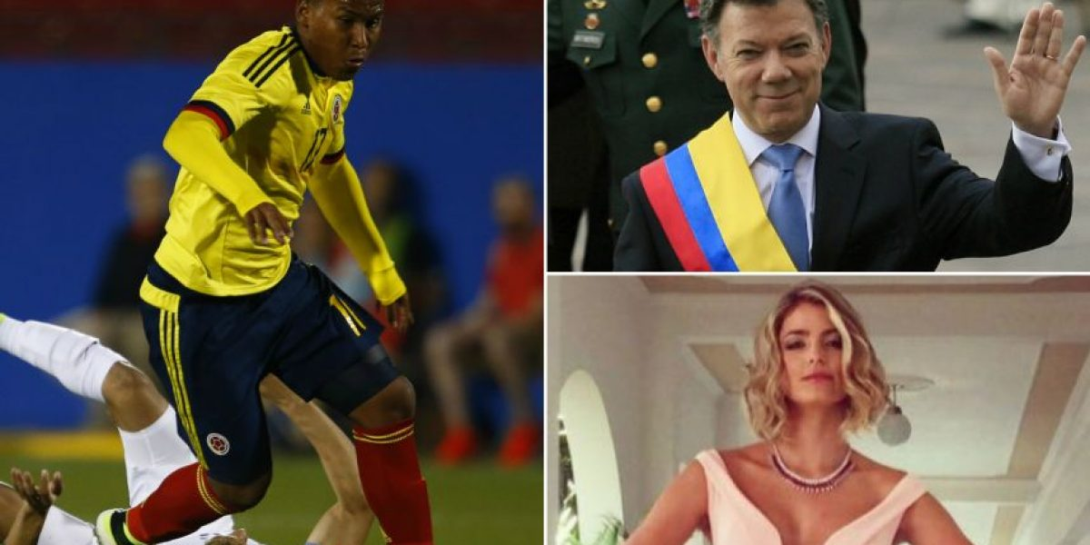 Fail de Juan Manuel Santos y Cristina Hurtado con la selección Sub 23