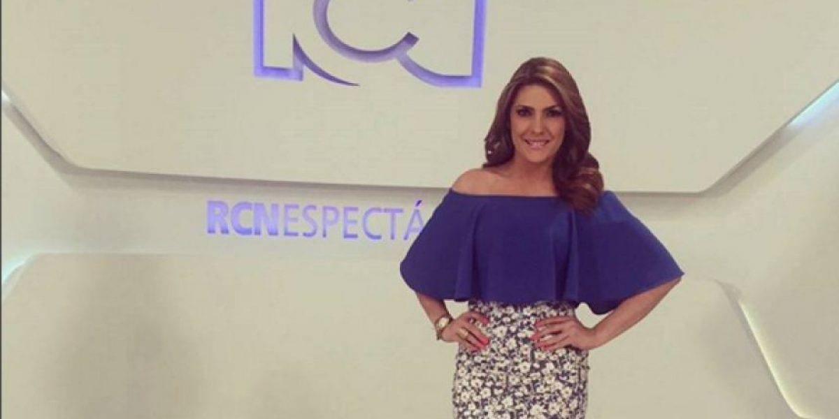 La presentadora Ana Karina Soto tendrá un varón