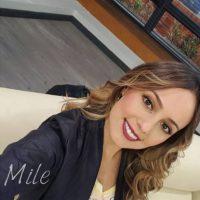 Foto:Instagram Milena López