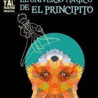 'El universo mágico de El principito', lectura escénica. Foto:Tomada de Facebook Elemental Teatro