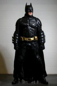 Batman es uno de los personajes de cómics más queridos y reconocidos. Foto:Getty Images