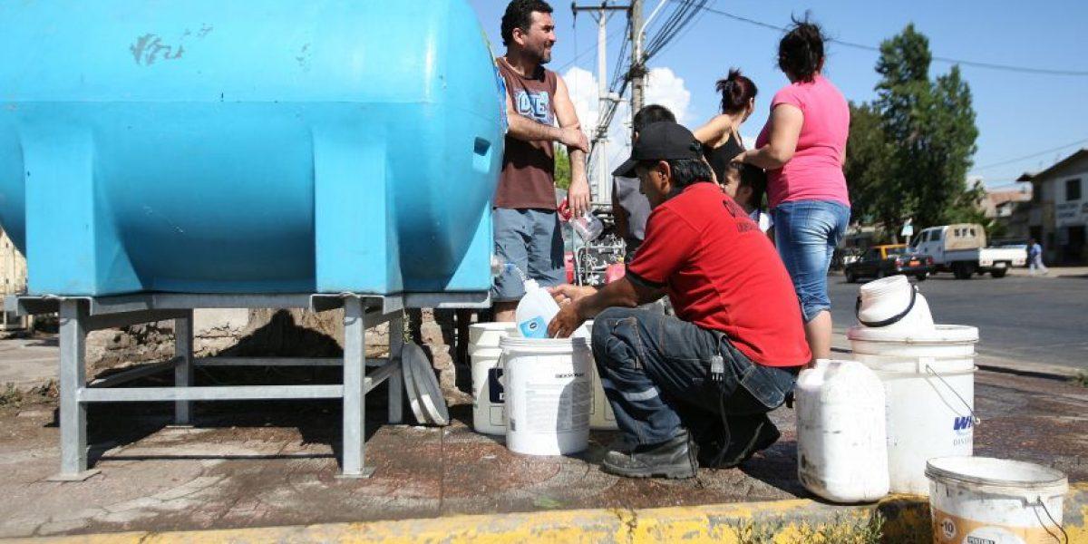 Más de 700 mil personas en Suba se quedarán sin agua 30 horas