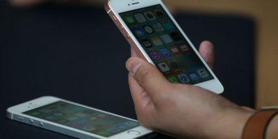 El iPhone no cuentan con memoria externa. Foto:Getty Images