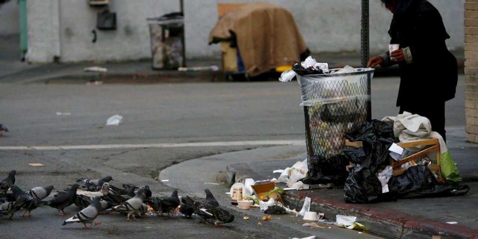 Los alimentos se pierden o se desperdician a lo largo de toda la cadena de suministro Foto:Getty Images