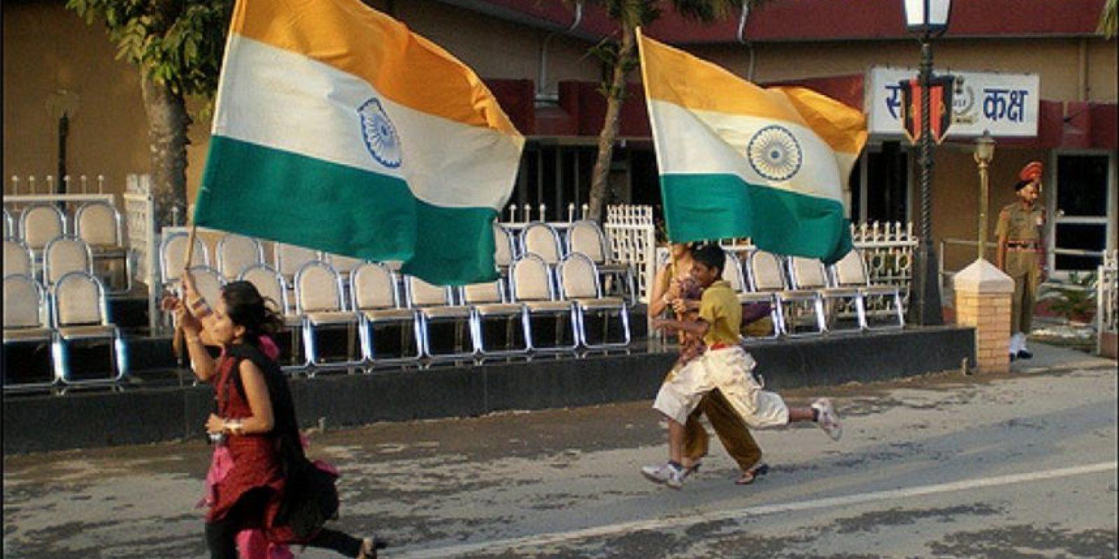 Siete de los diez países más poblados se encuentran en Asia. Foto:Flickr