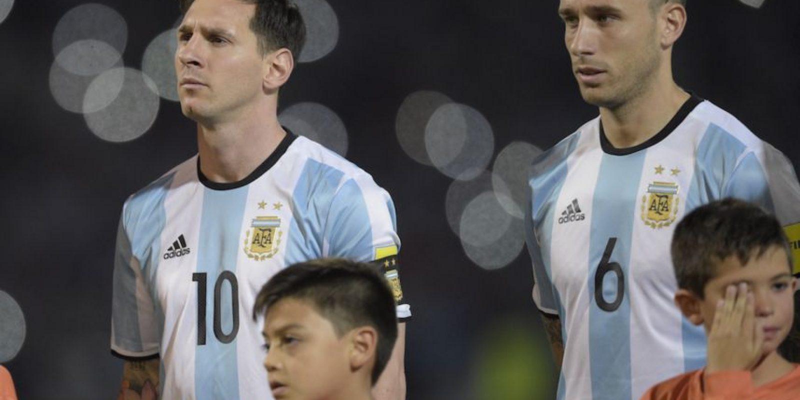 """Durante el duelo entre Argentina y Bolivia, del pasado 29 de marzo, se vivió una anécdota """"divertida"""". Foto:AFP"""