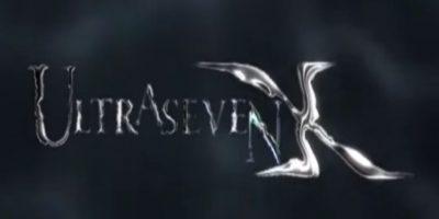 Ultraseven X es una serie que conmemora la legendaria Ultraseven. Foto:Tumblr