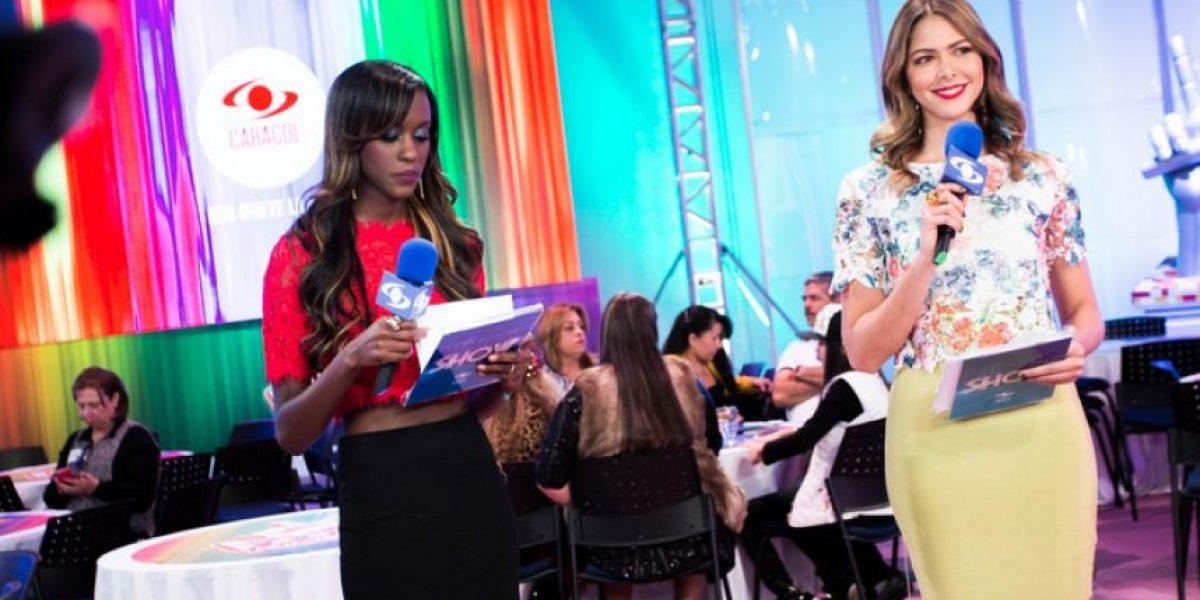Claudia Lozano, presentadora de Show Caracol, está soltera