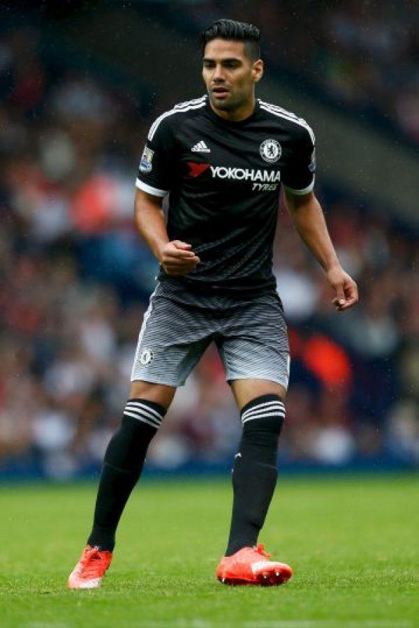 Sólo lleva un gol marcado en toda la temporada. Foto:Getty Images