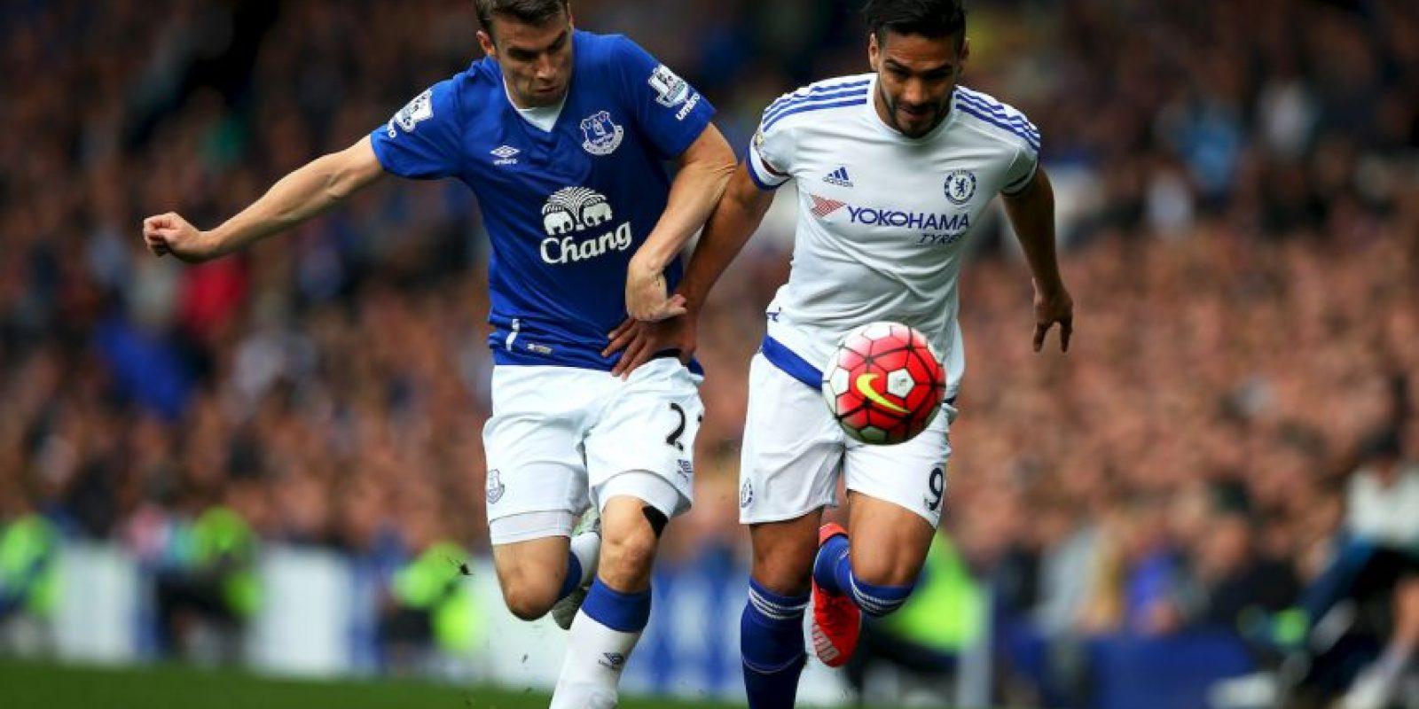 En toda la campaña, entre bajas de nivel y lesiones, sólo ha jugado 9 partidos en la Premier League. Foto:Getty Images