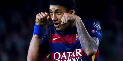 Neymar es el tercer jugador más valioso del mundo con 100 millones de euros. Foto:Getty Images