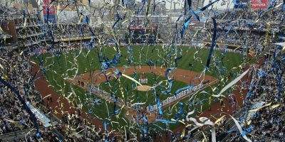 Domingo 3 de abril Foto:Getty Images