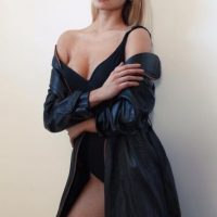 """Y es que la modelo serbia es la nueva """"Wag"""" del equipo italiano. Foto:Vía facebook.com/sofi.milo.5"""