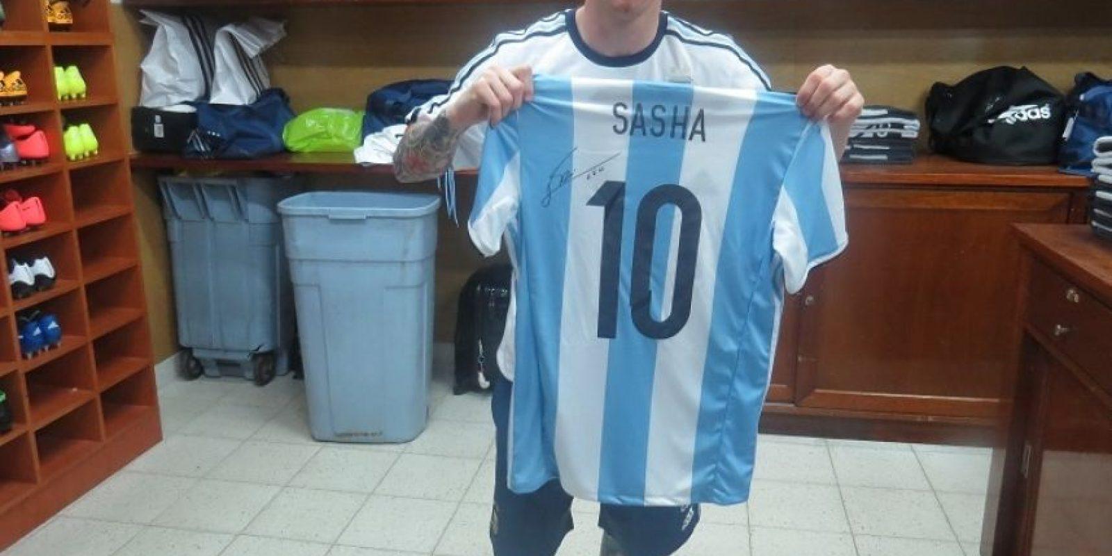 Foto:Vía twitter.com/Argentina