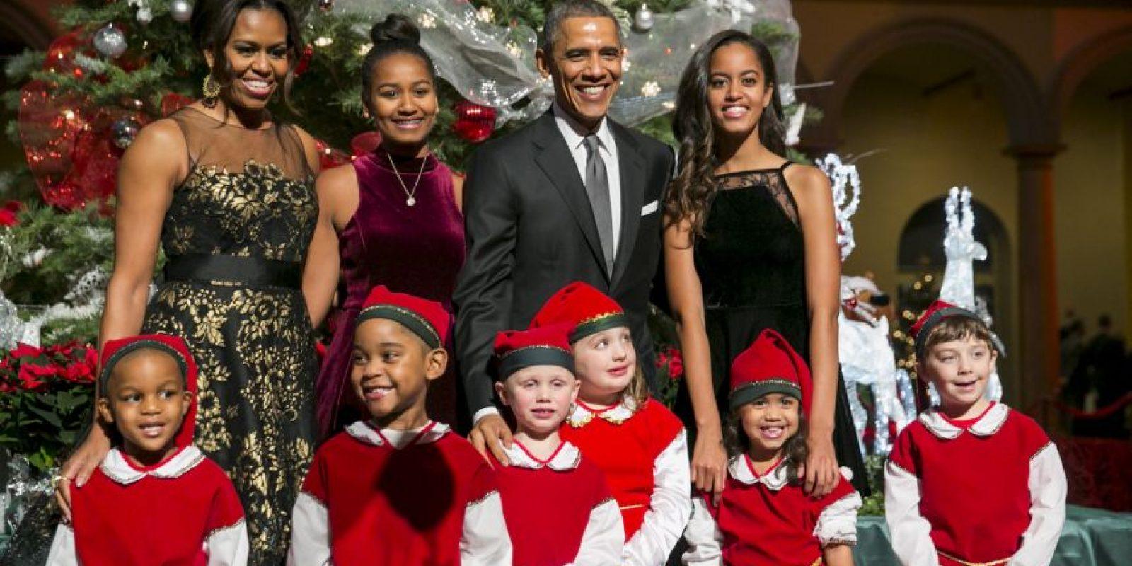 Sus últimas fanáticas declaradas son Sasha y Malia Obama, hijas del presidente de los Estados Unidos, Barack Obama. Foto:Getty Images
