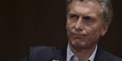 También el presidente de Argentina, Mauricio Macri. Foto:vía Getty Images