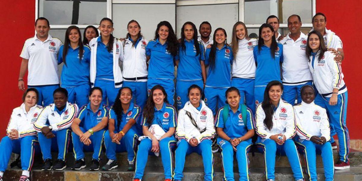 Selección Colombia Femenina jugará ante Estados Unidos en partidos amistosos